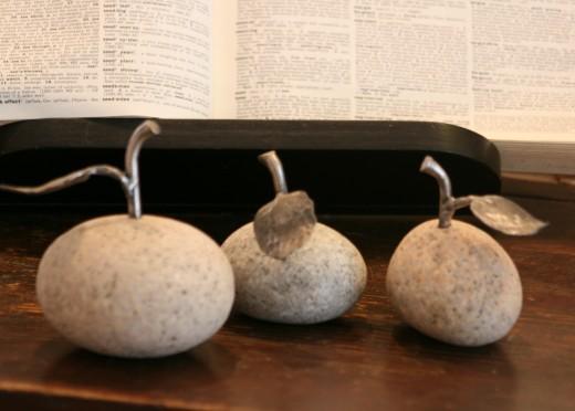 Maine Beach Apples